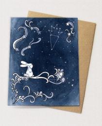 BKS20 Starry Bunny