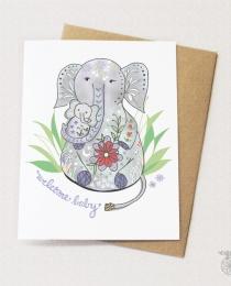 Cynla PR21 Baby Elephant