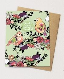 TY26 Bird Garden