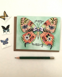 BD82 Birthday Butterfly