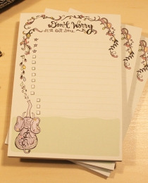NP07 Elephant Notepad