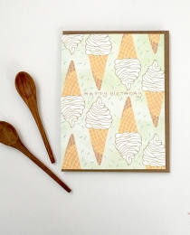 BD63 Ice Cream Cones