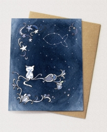 BKS18 Starry Cat