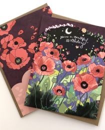 BD93 Poppies