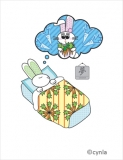 BD01 Bunny Dream Boy Birthday Card