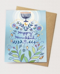 HH02 Hanukkah Light
