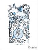 KC04 Dream Clouds - Blank Card