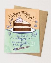 BD34 Happy Cake