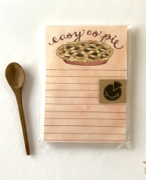 NP14 Easy as Pie Notepad