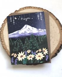 CT11 Starry Oregon Mt. Hope