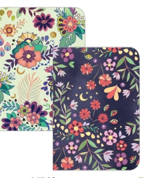 NB03 Day & Night Flowers Pocket Notebooks