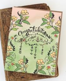 CG01 Congrats Buttercup