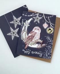 BD65 Lantern Owl