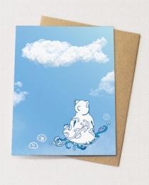 BK14 Cloudy Bear