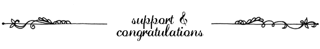 Support & Congratulations Greeting Cards - Cynla